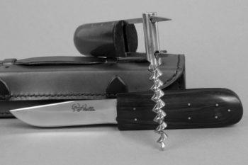 Sheath travel knife, etui couteau de voyage