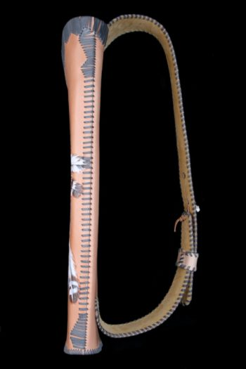 carquois trappeur, trapper backquiver