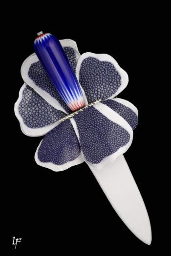 Etui fleur, flower sheath