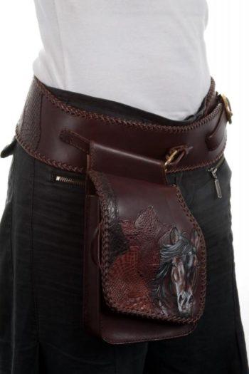 ceinture et pochette de hanche, , hip belt and pouch