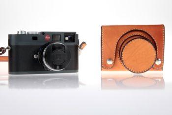 Maryline Lecourtier. Artisan du cuir | Camera case