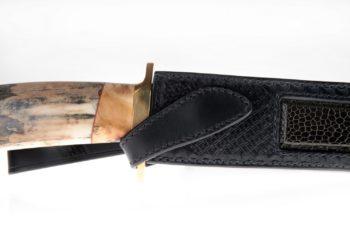 Etui de couteau basket
