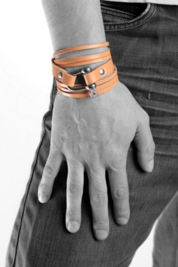 Bracelet Shackle, wristband shackle
