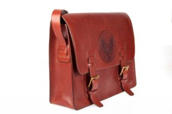 Maryline Lecourtier. Artisan du cuir - Satchel bag
