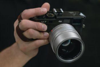 Grip pour appareil photo, loop for camera