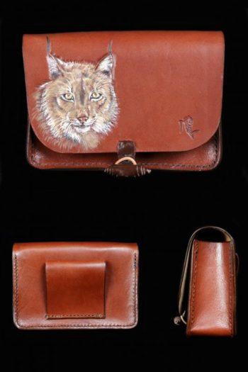 pochette lynx