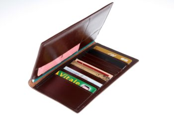 Porte-chéquier et porte-carte