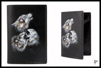 portefeuille loups