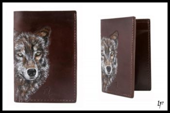 wallet wolf