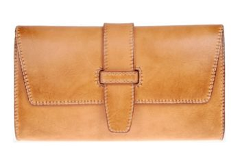 Maryline Lecourtier. Artisan du cuir | Storage pocket for knives